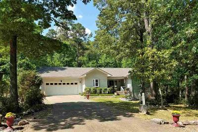 Hot Springs Vill. AR Single Family Home New Listing: $167,500