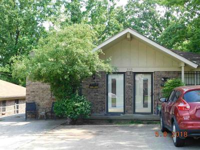 Little Rock Multi Family Home For Sale: 7713 S Street #7715 S S