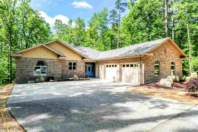 Hot Springs Vill. AR Single Family Home New Listing: $269,000