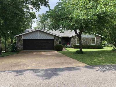 Quitman Single Family Home For Sale: 2460 Diamond Bluff Rd.