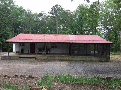 Greers Ferry Single Family Home For Sale: 75 Baseline Rd.