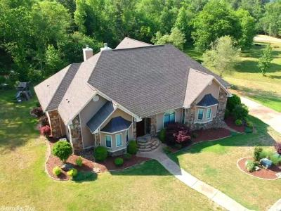 Hot Springs AR Single Family Home New Listing: $499,900