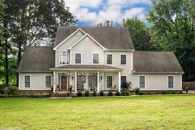 Cabot Single Family Home New Listing: 403 Pleasant Meadow
