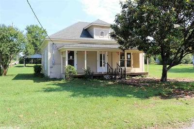 Leola AR Single Family Home New Listing: $66,000