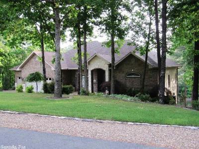 Hot Springs Village, Hot Springs Vill. Single Family Home For Sale: 15 Ventoso Lane