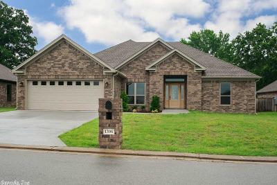 Jacksonville Single Family Home For Sale: 1306 Mule Deer