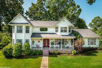 Alexander Single Family Home For Sale: 1500 Quail Ridge