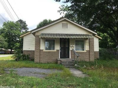 North Little Rock Single Family Home For Sale: 312 Water
