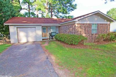 Sheridan AR Single Family Home New Listing: $98,500