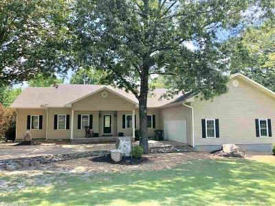 Hot Springs Village, Hot Springs Vill. Single Family Home For Sale: 109 Rhonda Ann Place
