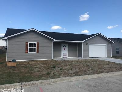 Garland County Single Family Home For Sale: 156 Eagle Pass Trail