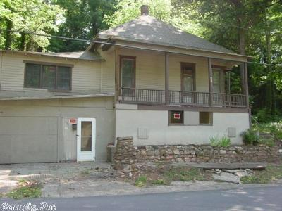 Garland County Single Family Home For Sale: 300 Glade Street