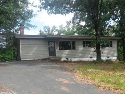 Hot Springs Single Family Home For Sale: 177 Gloria Road