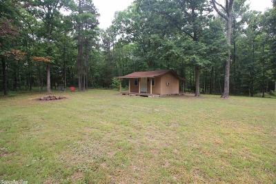 Van Buren County Single Family Home For Sale: 189 Flat Rock Road