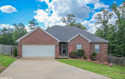 Maumelle AR Single Family Home For Sale: $185,000