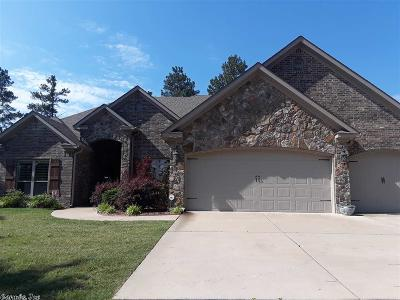 Benton Single Family Home For Sale: 6309 High Meadow Drive