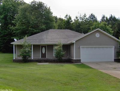 Grant County, Saline County Single Family Home For Sale: 50 Wooden Head Ln
