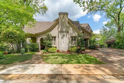 Little Rock Single Family Home For Sale: 4708 Club Road