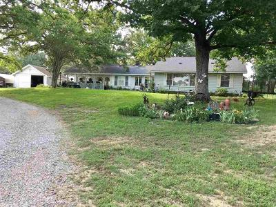 Hot Spring County Single Family Home For Sale: 332 Hwy 70 East