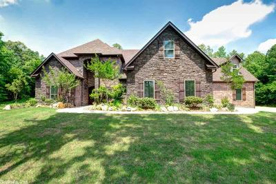 Little Rock Single Family Home For Sale: 2000 Boulder Circle