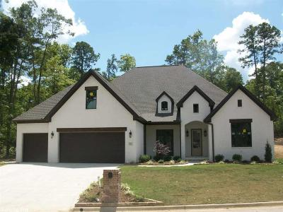 Little Rock Single Family Home For Sale: 411 Ensbury