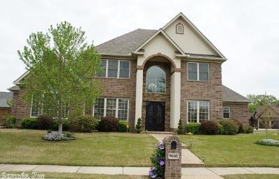 Benton Single Family Home For Sale: 9000 Naples Cove