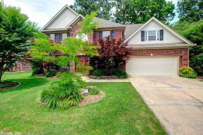 Woodlands Edge Single Family Home For Sale: 12604 Meadows Edge Lane