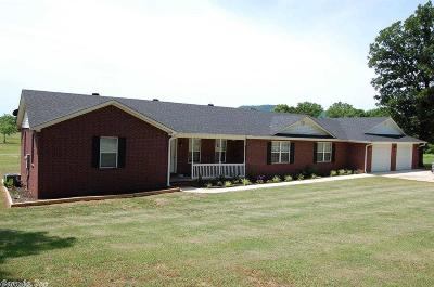 Dardanelle Single Family Home Price Change: 12507 State Highway 155
