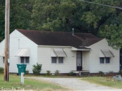 Pine Bluff Rental For Rent: 6102 Dollarway
