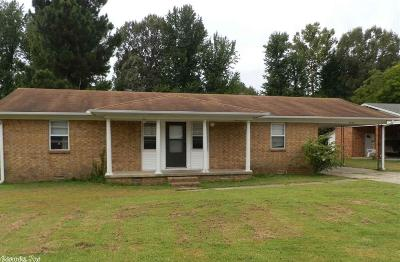 Paragould AR Single Family Home For Sale: $88,500