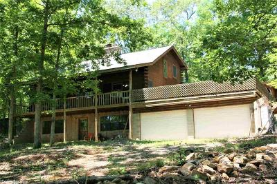 Greers Ferry Single Family Home For Sale: 250 Apache Road
