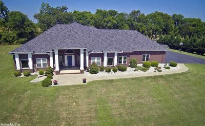 Hot Springs Single Family Home For Sale: 163 Forest Bend Place