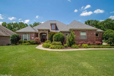Little Rock Single Family Home For Sale: 3326 Buckhorn Trail