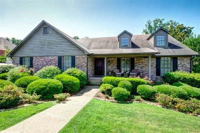 Single Family Home For Sale: 67 Valley Estates Cove