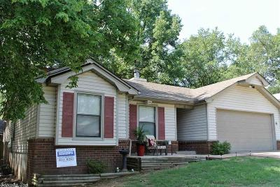 Maumelle Single Family Home For Sale: 45 Willow Oak Loop