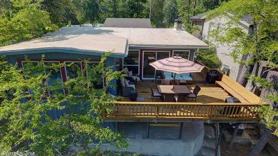 Garland County Single Family Home Under Contract: 114 Indian Lodge Point