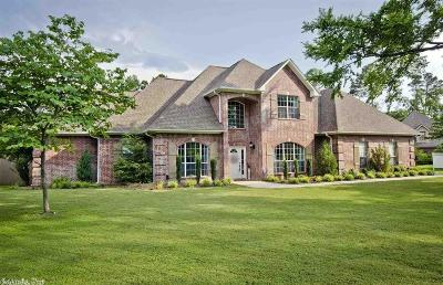 Garland County Single Family Home For Sale: 254 Tanglewood Road