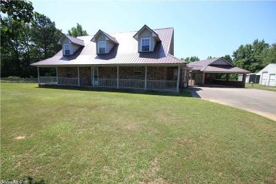 Grant County, Saline County Single Family Home For Sale: 1725 E Hwy 270