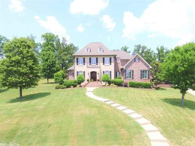 Hot Springs Single Family Home For Sale: 215 Fairplay Terrace