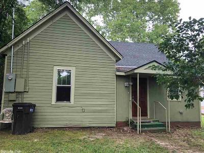 Malvern AR Single Family Home For Sale: $42,000