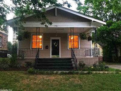 Single Family Home For Sale: 3516 W Capitol Avenue