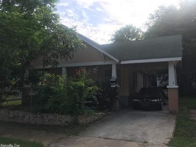 Hot Springs Single Family Home New Listing: 516 Clark