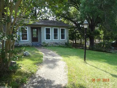 Hot Springs Single Family Home For Sale: 106 Richwood