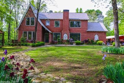 Benton Single Family Home For Sale: 4601 Mountain View Road