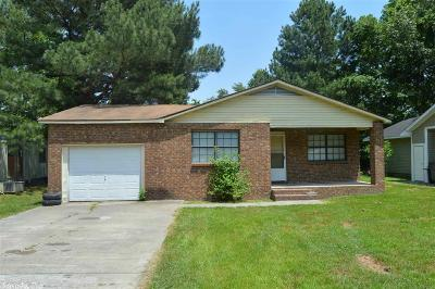 Paragould AR Single Family Home For Sale: $65,000