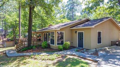 Garland County Single Family Home For Sale: 132 Mimosa