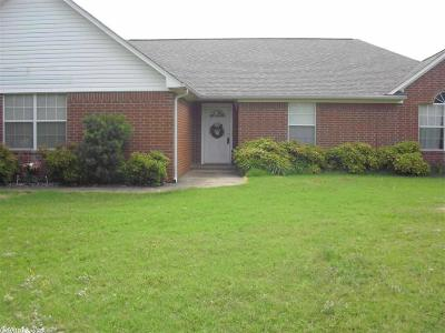 Beebe Single Family Home For Sale: 158 Blue Hole Rd. Road