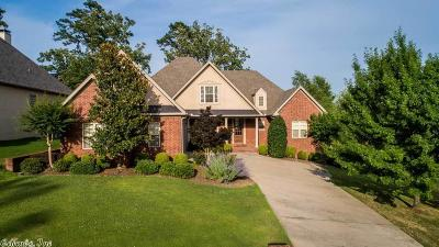Little Rock Single Family Home For Sale: 143 Blackburn Drive