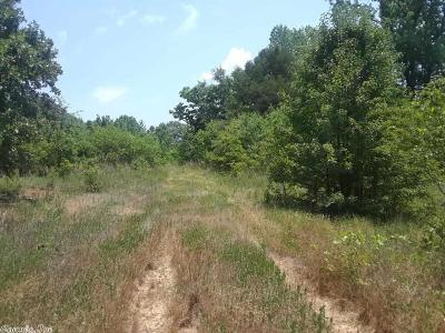 Morrilton Residential Lots & Land Back On Market: Poor Farm/Hwy 247 Road