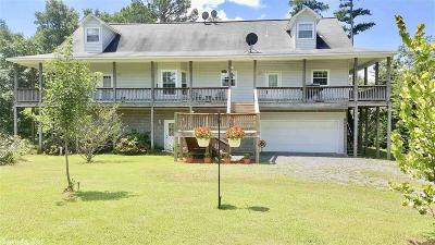 Cleburne County Single Family Home For Sale: 1158 Diamond Head Rd.